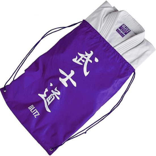 Dětské Kimono BLITZ Zanshin - bílé