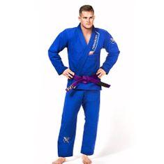 HAYABUSA Kimono Pro Lightweight Gi - modré