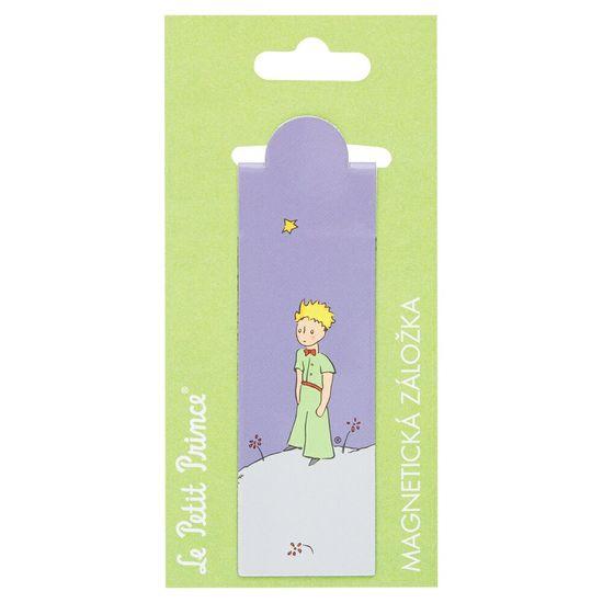 Grooters Magnetická záložka Malý princ (Le Petit Prince) – Planet