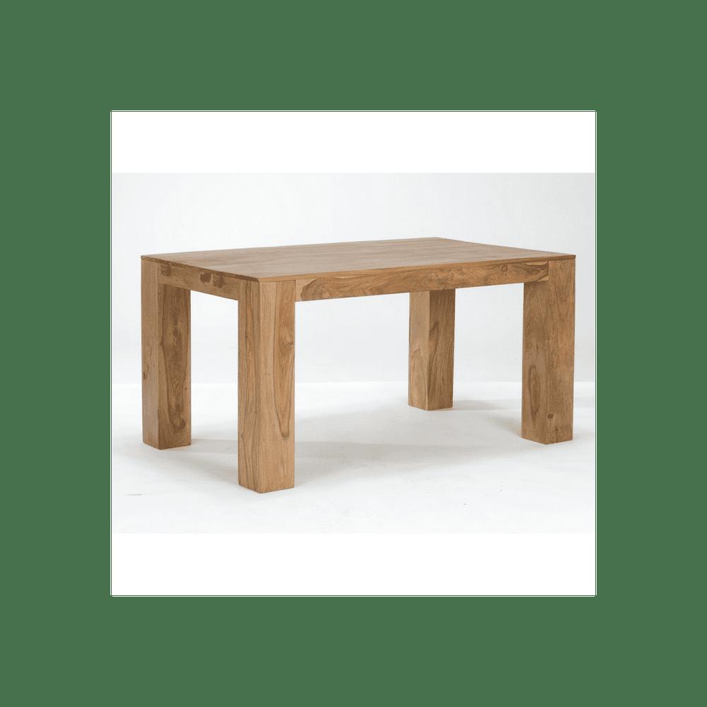 LAKŠMI Jídelní stůl Tara 175x90 z indického masivu palisandr, Natural