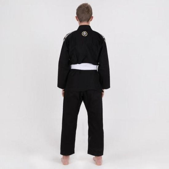 Tatami Fightwear TATAMI Dětské kimono NOVA Absolute GI - černé