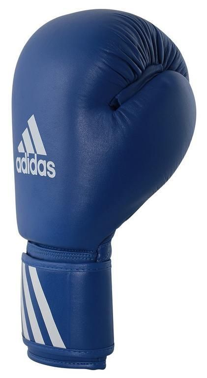 Adidas Boxerské rukavice Adidas WAKO modré - kůže
