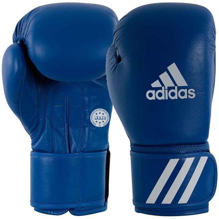 Adidas Boxerské rukavice Adidas WAKO - modré