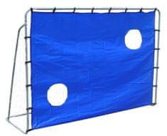 COIL Fotbalová branka 2-v-1 tréninková stěna 215x150x76cm