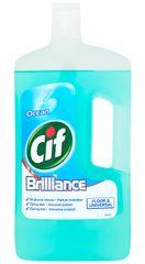Cif Brilliance Green Tisztítószer padlókhoz és mosható felületekhez 1 l