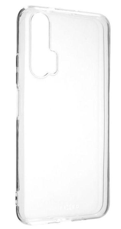 FIXED Ultratenké TPU gelové pouzdro Skin pro Honor 20 Pro, 0,6 mm, čiré, FIXTCS-419
