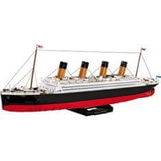 Cobi Ladja Titanik R.M.S. kocke za sestavljanje, 1:300, 2840 kosov