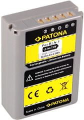 PATONA Baterie pro foto Olympus PS-BLN1 1050mAh Li-Ion (PT1206)
