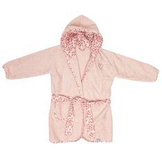 Bebe-jou szlafrok dziecięcy Leopard Pink