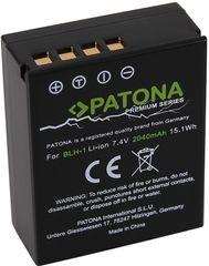 PATONA Baterie pro foto Olympus BLH-1 2040mAh Li-Ion Premium (PT1276)
