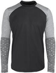 Bula GeoHalf SleeveCrew moška majica, črna, M