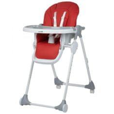 Safety 1st krzesełko do karmienia Looky Red Campus