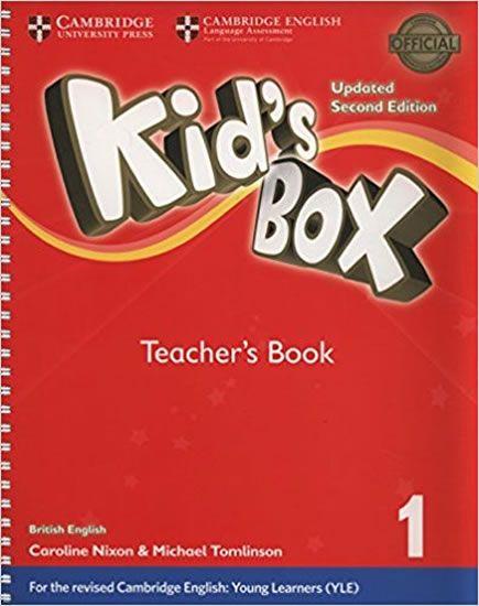 Frino Lucy: Kid´s Box Level 1 Teacher´s Book British English