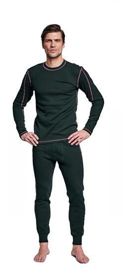 Otto Schachner Unisex funkční tričko Abild s merinom
