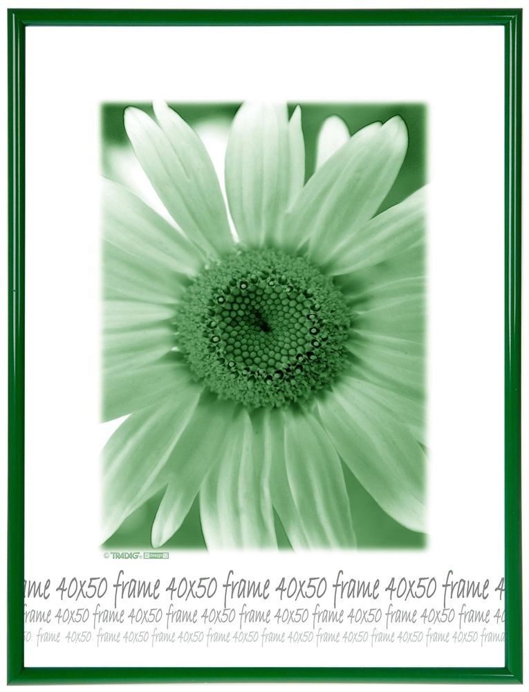 Tradag Fotorámeček 40x50 zelený plexi