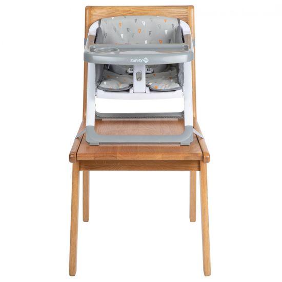 Safety 1st Krzesełko Take Eat Warm Gray