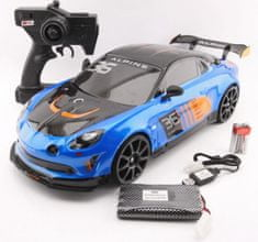 model Renault Alpine GT4 2,4 Ghz 1:10