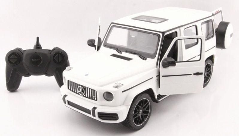 Mondo Motors Mercedes G63 AMG 1:14 opendoor bílá
