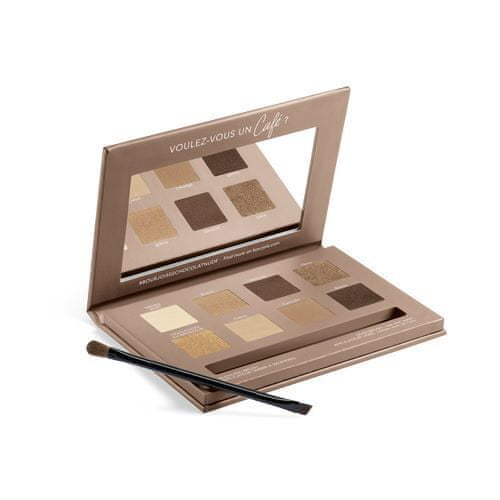 Bourjois (Eyeshadow Palette) senčil 4 v 1 Beau obzir (Eyeshadow Palette)