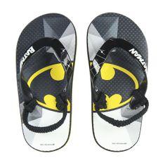 Disney fiú fip - flop papucs Batman 2300004276, 27, fekete