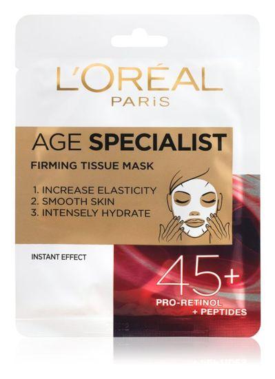 Loreal Paris Age Specialist 45+ maska u maramici