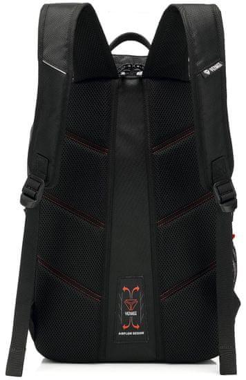 "Yenkee YBB 1502 Shield gaming nahrbtnik za prenosnik, 15,6"""