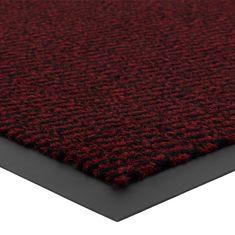 FLOMA Červená vnitřní vstupní čistící rohož Spectrum - 60 x 80 cm