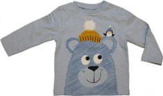 Carodel dětské tričko 62 světle modrá