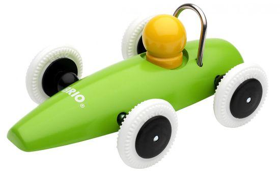 Brio Autko wyścigowe, zielone 30077