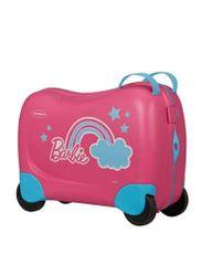 Samsonite Dětský cestovní kufr Dream Rider Barbie 25 l růžová