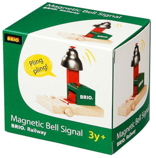 Brio Magnetická zvuková signalizácia