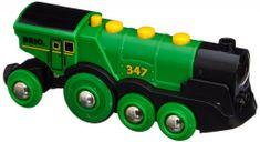 Brio Zöld elemes mozdony