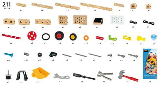 Brio gradbeni komplet Builder 34588