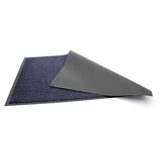FLOMA Modrá čistící vnitřní vstupní rohož FLOMA Mars - 0,5 cm
