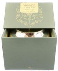Yankee Candle Vonná svíčka 198 g Merry Mint - dárkové balení