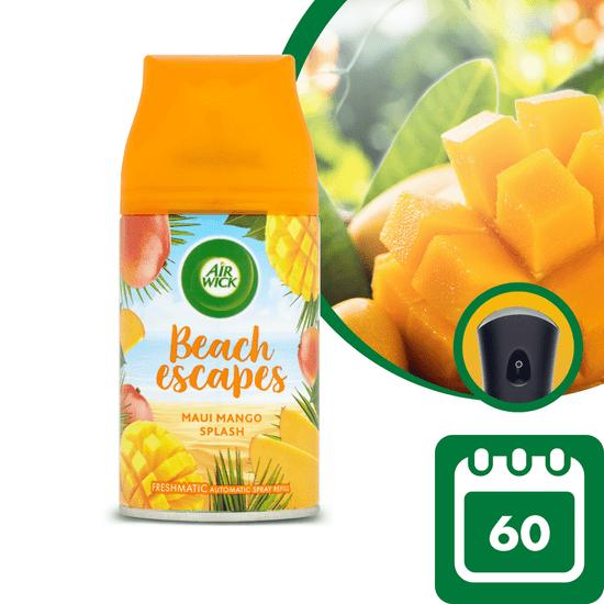 Air wick Freshmatic légfrissítő Maui mangós csobbanás utántöltő 250 ml