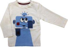 Carodel dětské tričko 62 bílá