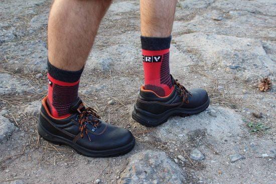 CRV Ponožky merino Melnick