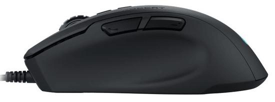 Roccat Kone Pure Ultra Light gaming miška, črna (ROC-11-730)