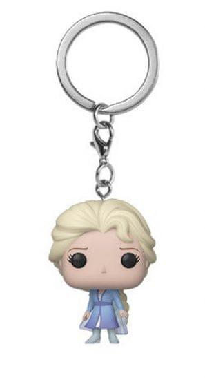 Funko POP! Frozen II obesek za ključe, Elsa