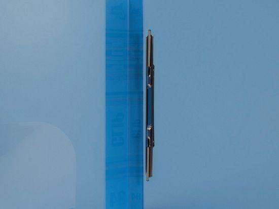 Blue Link mapa z zaponko, A4, roza (02235)