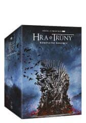 Game of Thrones Hra o trůny - KOMPLET 1.-8. série (36BD) - Blu-ray