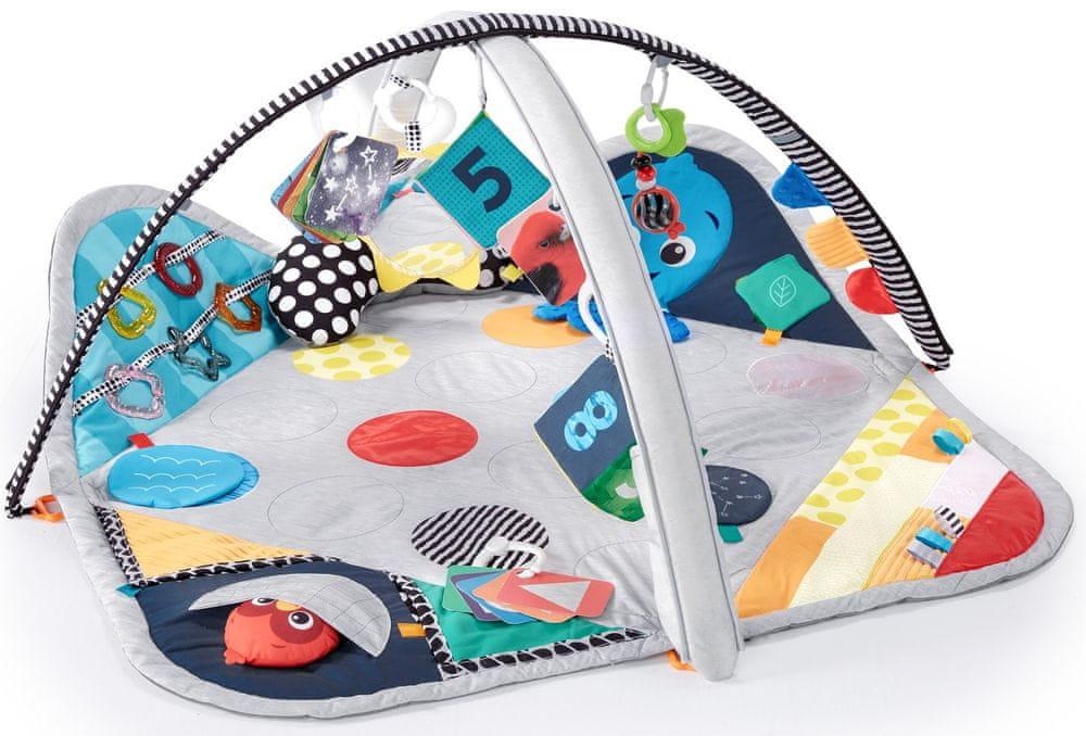 Baby Einstein Deka na hraní světelná Sensory Play Space extra velká 0m+ 2019