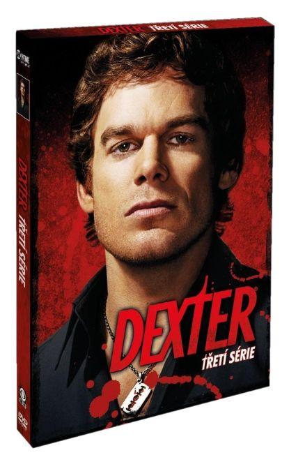 Dexter - 3. série - DVD