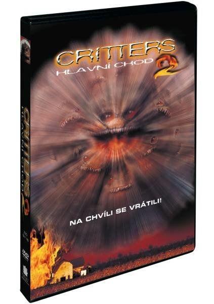 CRITTERS 2: HLAVNÍ CHOD - DVD