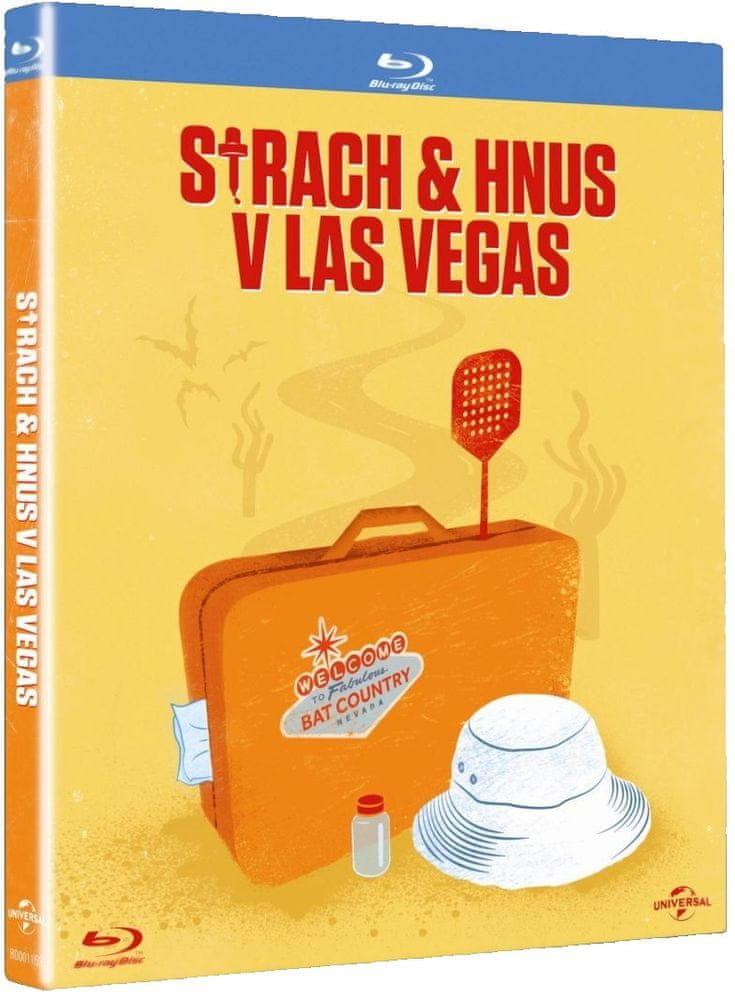 STRACH A HNUS V LAS VEGAS (Nezapomenutelné filmy 2015) - Blu-ray