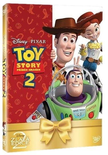 Toy Story 2 - Příběh hraček 2 - DVD + 1DVD zdarma