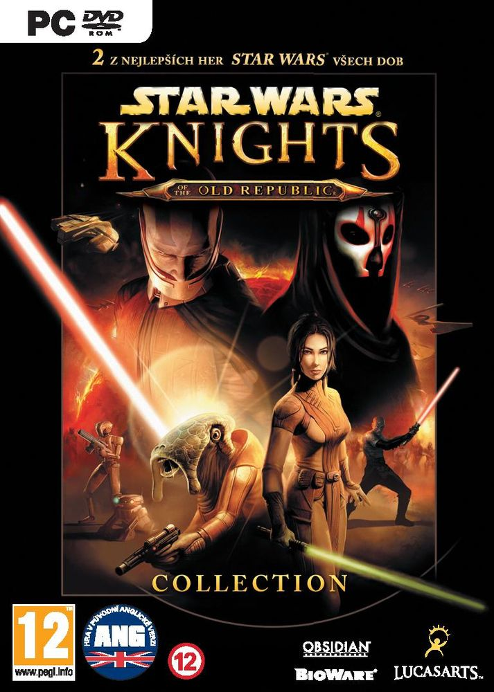 Star Wars: Knights of the Old Republic Collection - PC
