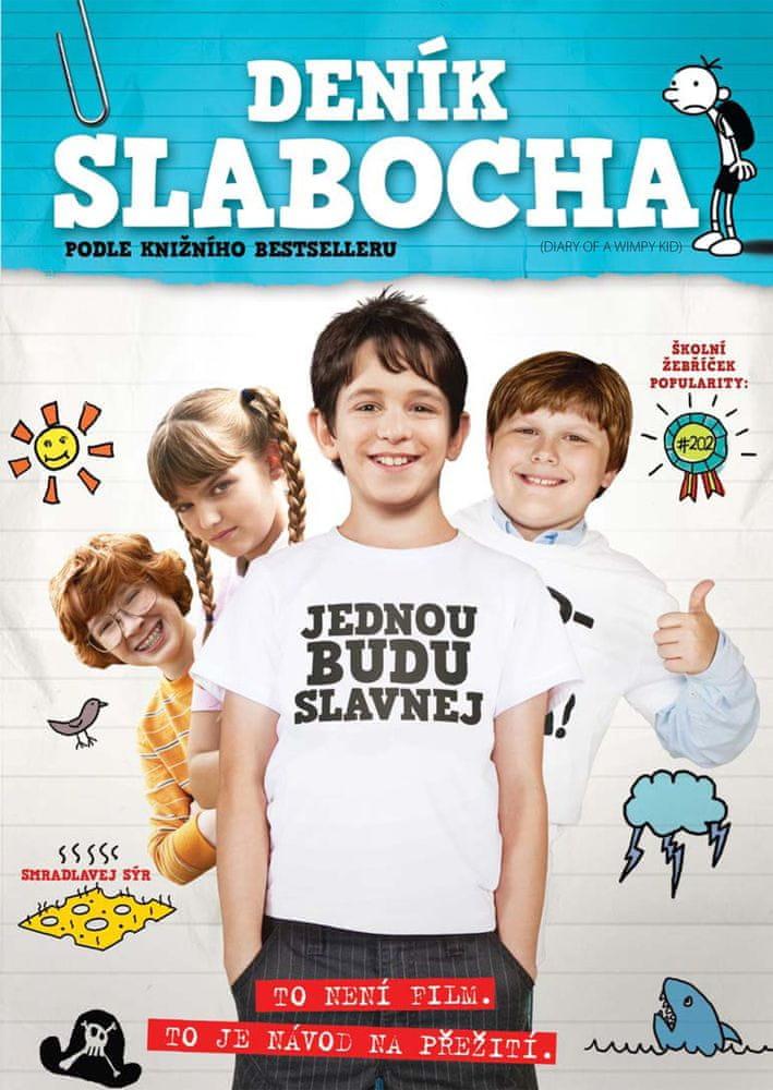 DENÍK MALÉHO POSEROUTKY - DVD