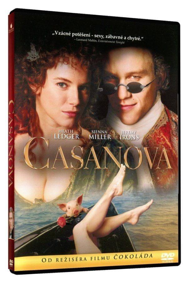 Casanova - DVD